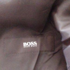 Boss black suit blazer